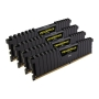 Corsair Vengeance LPX 32GB Kit (4 x 8GB), DDR4, 3000MHz (PC4-24000), CL16, XMP 2.0, DIMM Memory
