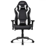 AKRacing Core Series SX Gaming Chair, Black & Grey, 5/10 Year Warranty