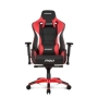 AKRacing Masters Series Pro Gaming Chair, Black & Red, 5/10 Year Warranty