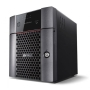 Buffalo 8TB TeraStation 3410DN Business Class NAS Drive, (4 x 2TB), RAID 0, 1, 5, 6, 10, JBOD, NovaBACKUP, Hot Swap