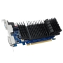 Asus GT730, 2GB DDR5, PCIe2, VGA, DVI, HDMI,Silent, Low Profile (Bracket Included)