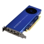 AMD Radeon Pro WX 2100 Professional Graphics Card, 2GB DDR5, DP, 2 miniDP (mDP to DVI Adapter), 1219MHz, Low Profile (Bracket Included)