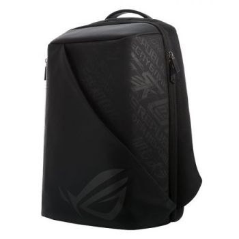 "Asus ROG Ranger BP2500 15.6"" Laptop Backpack, up to 17"" Laptops, Water/Scratch Resistant, Memory Foam, Black"