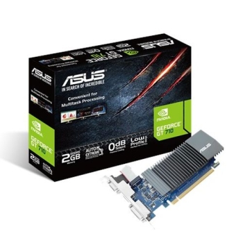 Asus GT710, 2GB DDR5, PCIe2 HDMI Silent